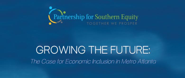 New Report Makes Case for Equity in Metro Atlanta
