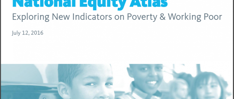 Webinar Archive: Explore New Equity Atlas Indicators on Poverty and Working Poor