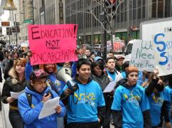 Chicago's VOYCE Coalition Uses Disaggregated Data to Pass Landmark School Discipline Reform Bill
