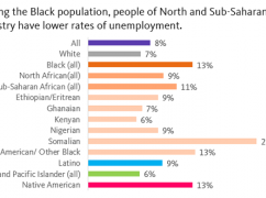 A Closer Look at Black Unemployment Using Ancestry Data